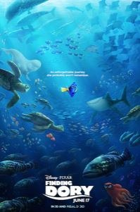Movie Wednesday - Finding Dory