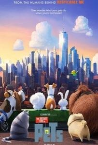 Movie Wednesday - The Secret Life of Pets
