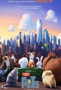 Movie Wednesday - The Secret Life of Pets