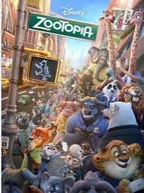 Movie Wednesday - Zootopia